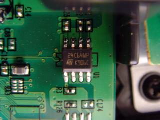 24c64wp datasheet 64 kbit serial i2c bus eeprom st.